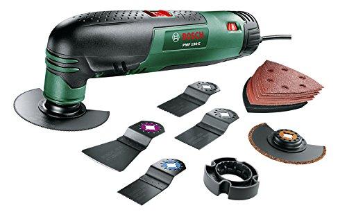 Bosch DIY Multifunktionswerkzeug PMF 190 E Set