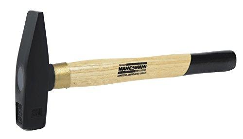 Brüder Mannesmann Werkzeug M76503 Schlosserhammer 300 g