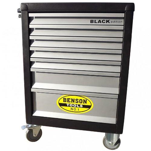 Benson Tools Werkstattwagen mit 1121 Teile - 2