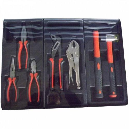 Benson Tools Werkstattwagen mit 1121 Teile - 6