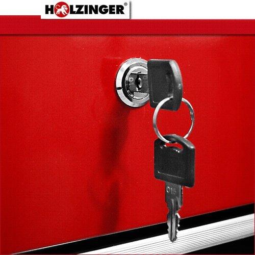 Holzinger Werkzeugwagen HWW1002KG - 6
