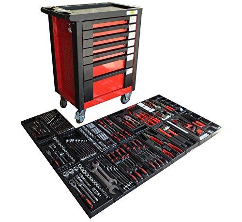 Werkstattwagen Benson Tools Box 542