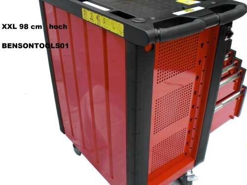 Werkstattwagen Benson Tools Box 542 - 3