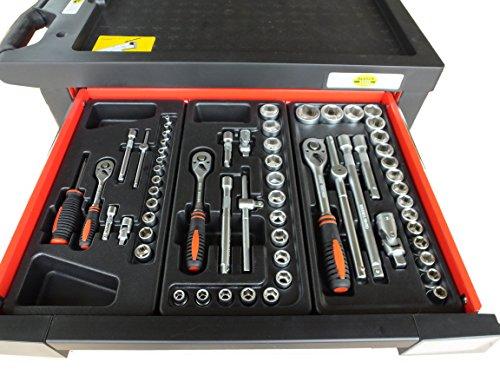 Werkstattwagen Benson Tools Box 542 - 4