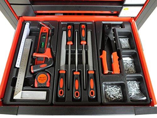 Werkstattwagen Benson Tools Box 542 - 8