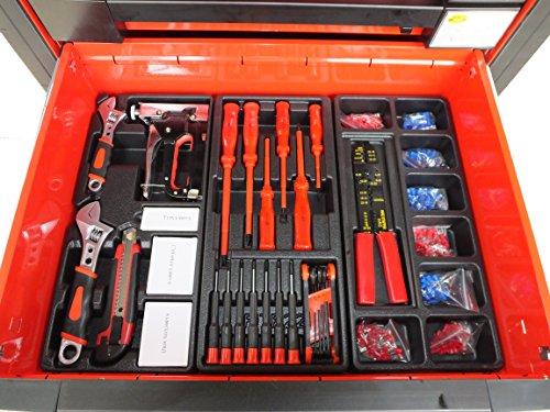 Werkstattwagen Benson Tools Box 542 - 9