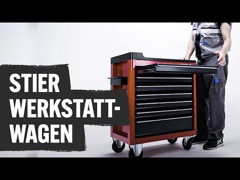 STIER Werkstattwagen – der Ordentliche | Contorion