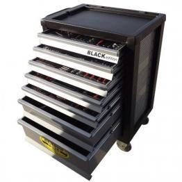 Benson Tools Werkstattwagen mit 1121Teile mit 7 Schubladen