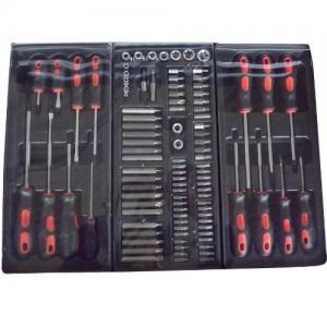 Benson Tools Werkstattwagen mit 1121Teile mit Schraubendreher