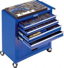 Westfalia Werkstattwagen leer mit 4 Schubladen