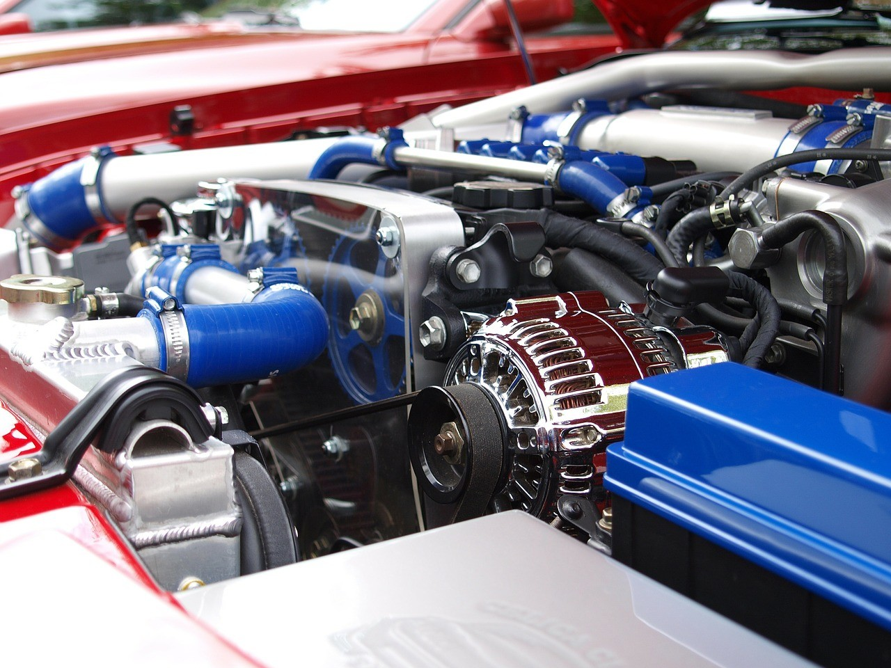 Alternative Motorentechnik bei Verbrennungsmotoren