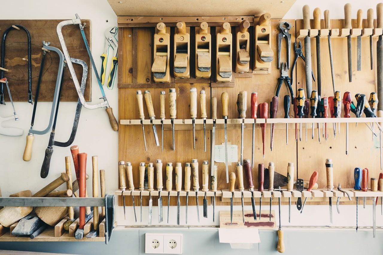 Sauberkeit in der Werkstatt