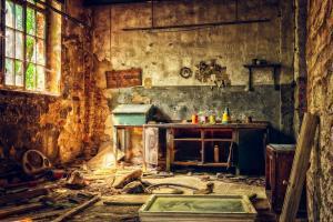 Schmutz in der Werksatt - so sollte es nicht aussehen