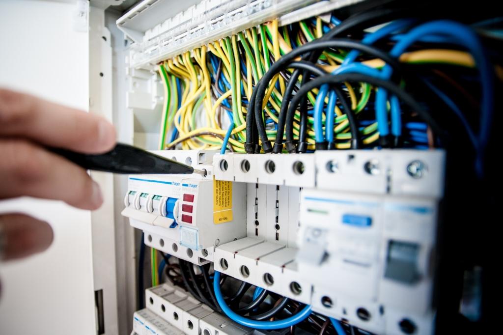 Prüfung einer elektrischen Anlage