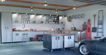 Hobby KFZ-Werkstatt