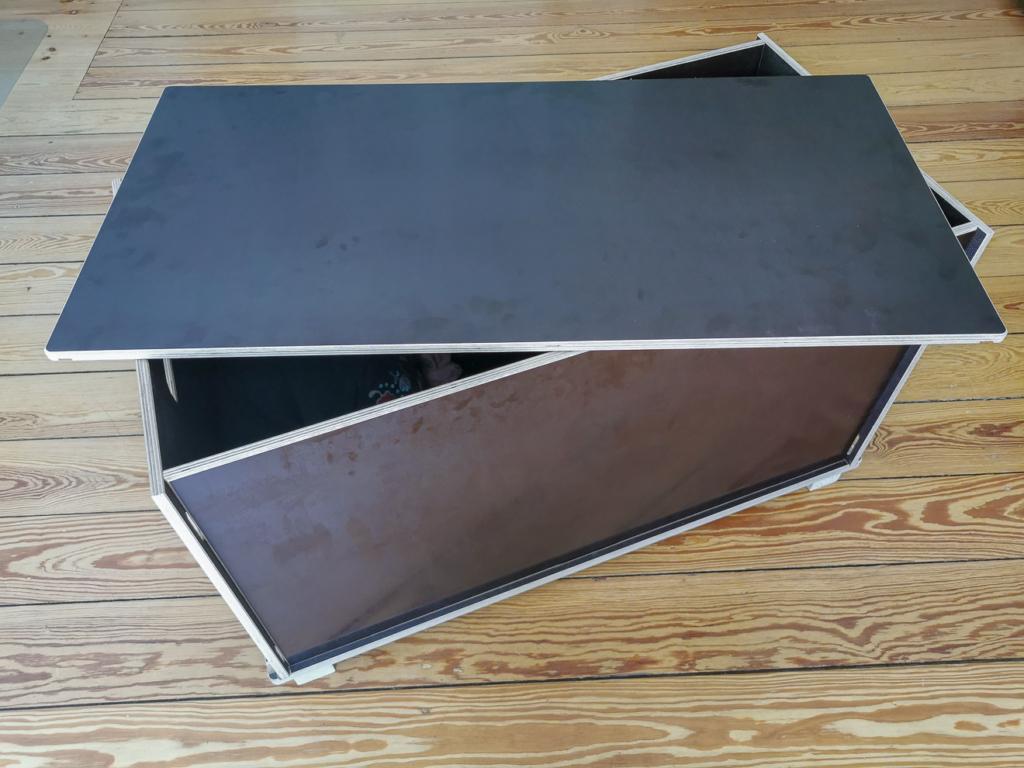 Lauri – die praktische Box für Heimwerker